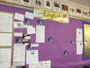 english-learning-wall